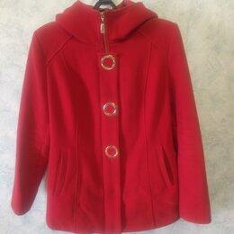 Пальто - Пальто женское размер 50, 0