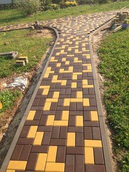 Тротуарная плитка, бордюр - Тротуарная плитка и укладка, 0