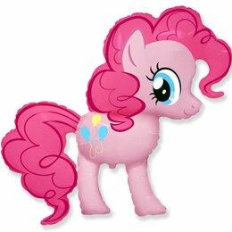 Игровые наборы и фигурки - Шар Пони, розовая, 0