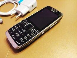Мобильные телефоны - Nokia E52-1 Black РосТест, связь 3G, отл, 0