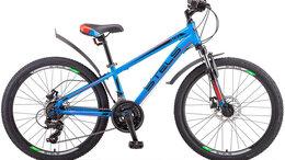 Велосипеды - Велосипед STELS Navigator 400 MD 24 F010 (2019)…, 0