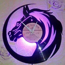 """Часы настенные - Часы настенные """"Лошадь"""", 0"""