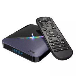 ТВ-приставки и медиаплееры - Тв приставка A95X F3 AIR (4/32гб), 0