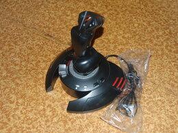 Рули, джойстики, геймпады - Джойстик Thrustmaster T.Flight Stick X, 0