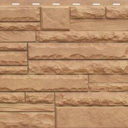 Фасадные панели - Фасадные панели Альта-Профиль коллекция Скалистый камень Памир, 0