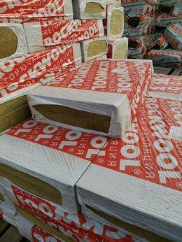 Изоляционные материалы - Роквул Фасад-Баттс экстра 140кг 1000х600х50мм, 0