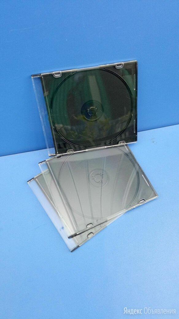 CD/DVD box slim по цене 1250₽ - Диски, фото 0