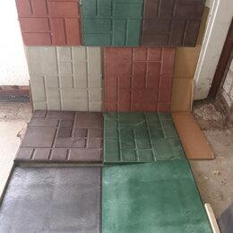 Садовые дорожки и покрытия - Плитка полимерпесчаная 330х330х22, 0