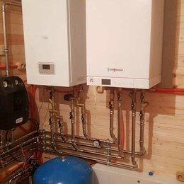 Отопительные системы - Монтаж отопление, водоснажение, канализация., 0