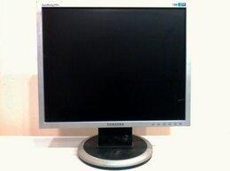 Мониторы - Монитор с дефектом ЖК 19'' 5:4 Samsung 940N серебр, 0