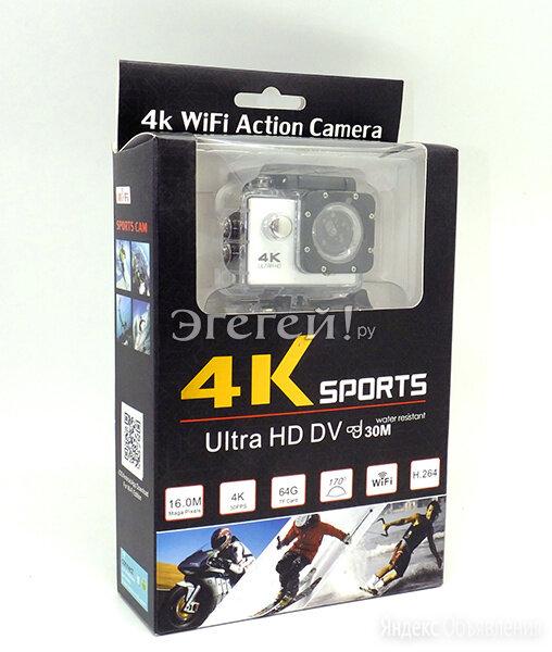 Экшн-камера Sports HD DV 4K Ultra HD по цене 2490₽ - Видеокамеры, фото 0