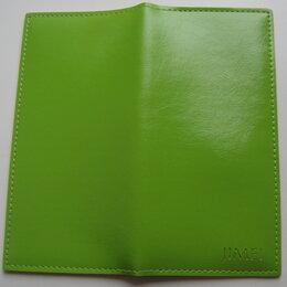 Кошельки - Кошелек зеленый из кожзама Jimei, размеры 18*9*1см. Новый, 0