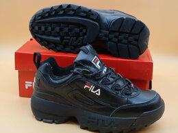 Кроссовки и кеды - Новые кроссовки зимние FILA 36 размер, 0