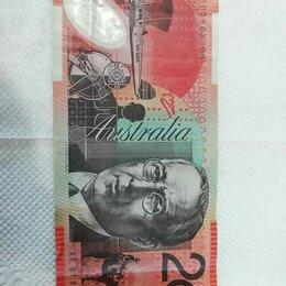 Банкноты - 20 австралийских долларов , 0