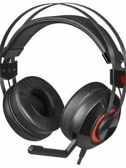 Компьютерные гарнитуры - Гарнитура игровая Redragon Talos объемный звук 7.1, 0