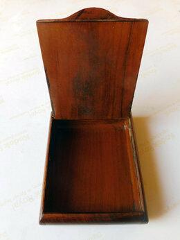 Интерьер - Табакерка (портсигар, шкатулка) из карельской…, 0