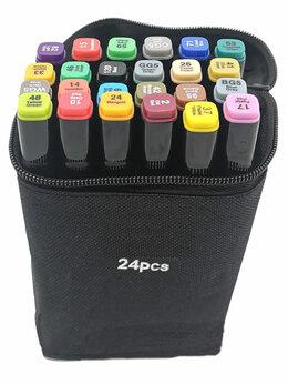 Рисование - Набор маркеров для скетчинга в сумке 36 цветов, 0