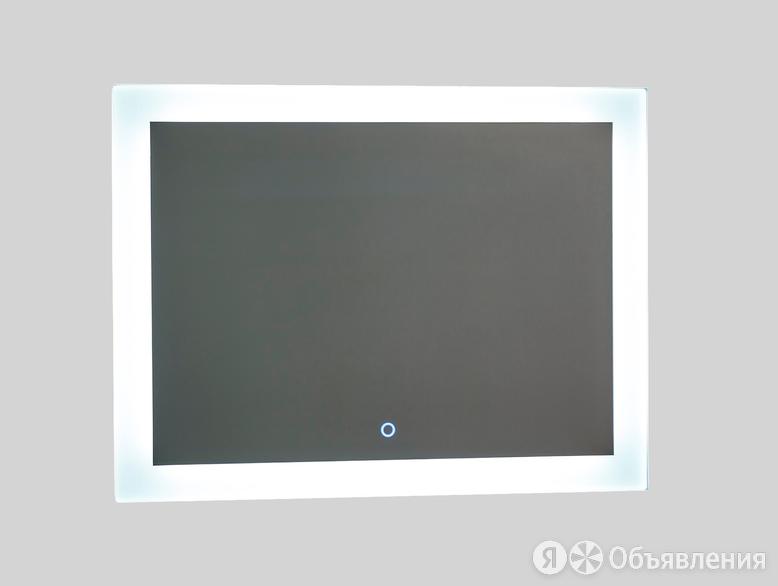 Зеркало Континент Relax (1200x800) с подсветкой и сенсорным выключателем по цене 11170₽ - Зеркала, фото 0