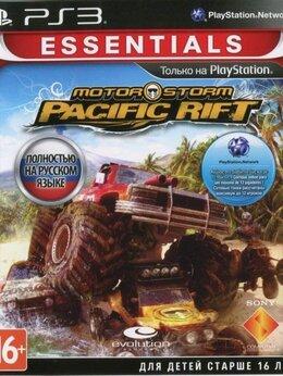 Игры для приставок и ПК - Видеоигра MotorStorm Pacific Rift Platinum…, 0