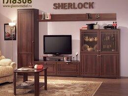 Шкафы, стенки, гарнитуры - Гостиная Sherlock Шерлок. Комплект 4, 0