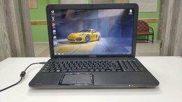 Ноутбуки - Бюджетный ноутбук Toshiba C850D для работы, 0