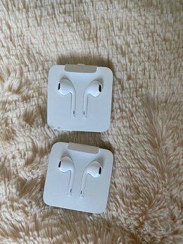 Наушники и Bluetooth-гарнитуры - Наушники apple оригинальные , 0