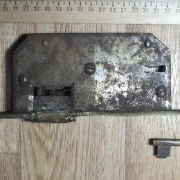 Замки - замок врезной с ключом, 0
