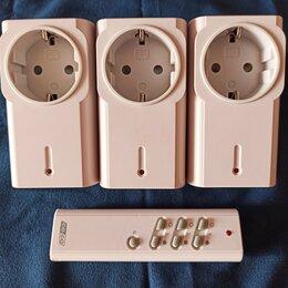 Системы Умный дом - COCO APA3-1500R радио пульт и 3 розетки, 0