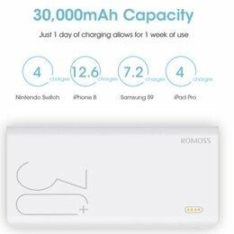 Универсальные внешние аккумуляторы - Повербанк 30000 mah, 0
