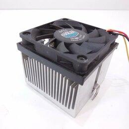 Кулеры и системы охлаждения - Вентилятор foxconn nbt Glass text для сокета а или 370 или 462 кулер , 0