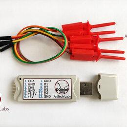 Инструменты - Цифровой USB Осциллограф DOmini PRO, 0