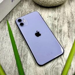 Мобильные телефоны - iPhone 11 Purple 128gb новые Ростест, 0