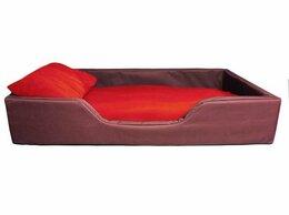 Лежаки, домики, спальные места - Лежанка для больших/крупных собак №100, 0