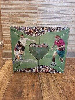 Кружки, блюдца и пары - Набор кружек (футбол) в подарочной упаковке , 0