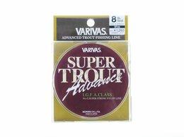 Расходные материалы - Леска VARIVAS nylon 0.205, 100м, 0