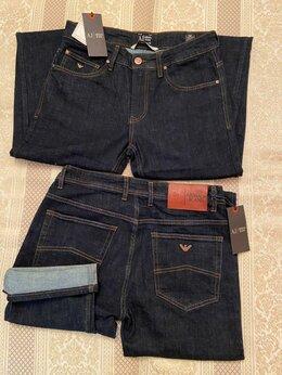 Джинсы - Джинсы оригинал мужские Armani Jeans, с 48 по 66, 0