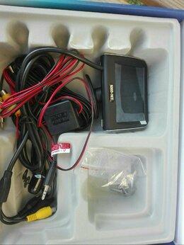 Автоэлектроника - Камера заднего вида с монитором ,новый комплект., 0