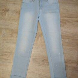 Джинсы - Новые джинсы 140, 0