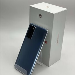 Мобильные телефоны - Huawei p40 8/128GB Мерцающий серебристый, 0