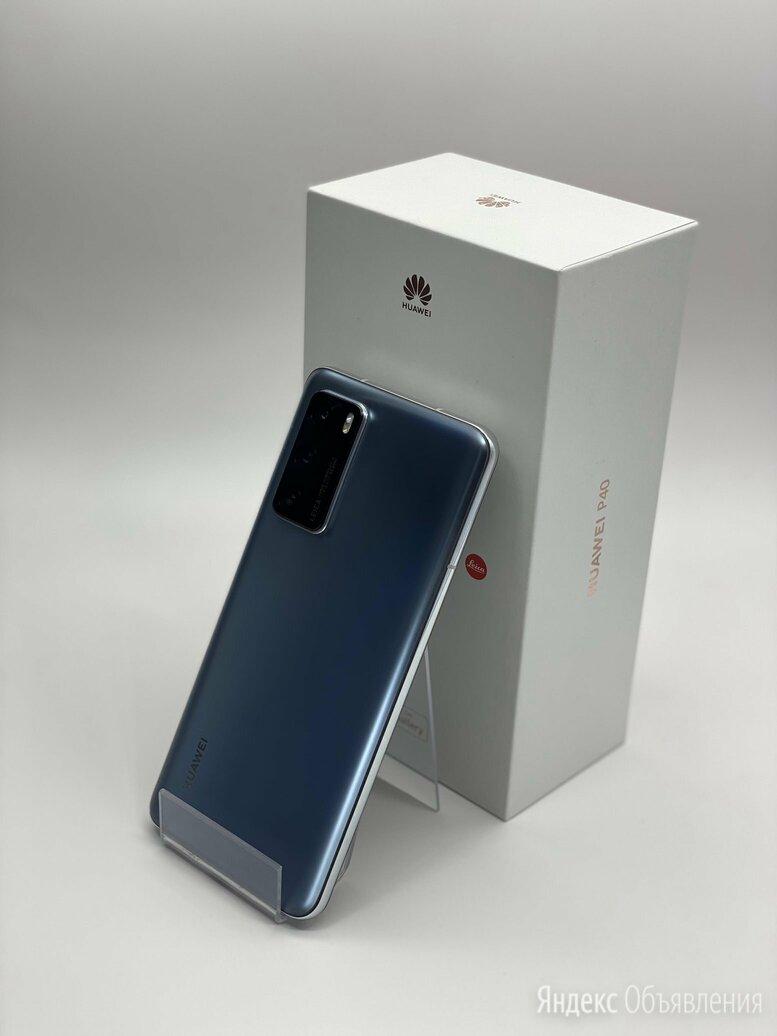 Huawei p40 8/128GB Мерцающий серебристый по цене 34990₽ - Мобильные телефоны, фото 0