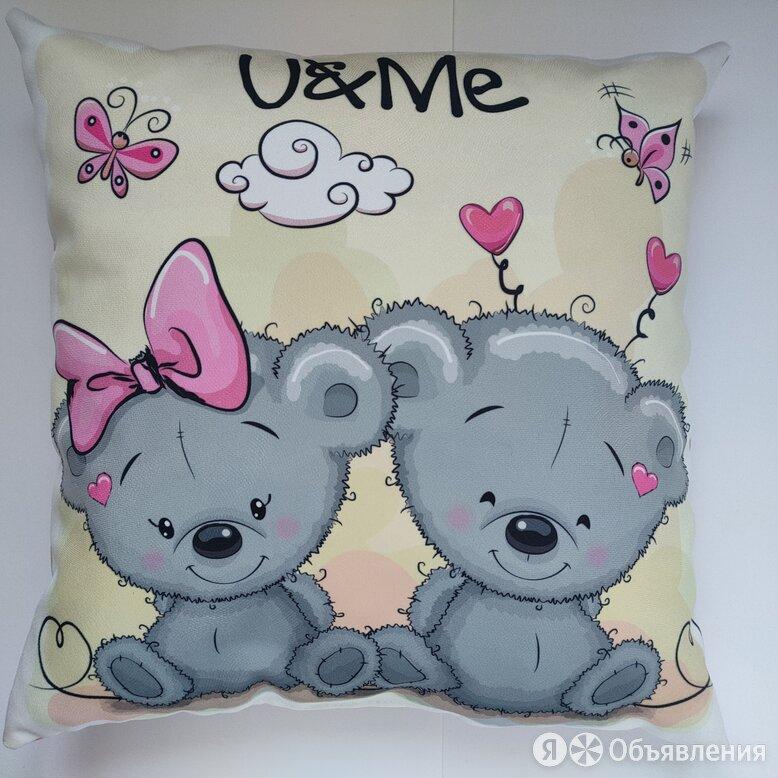 Подушка декоративная по цене 740₽ - Декоративные подушки, фото 0