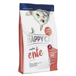 Корма  - Сухой корм Happy Cat Sensitive Ente 4 кг, 0