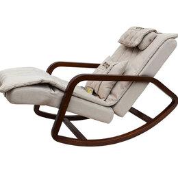 Массажные кресла - Массажное кресло-качалка OTO Grand Life OT2007 ЛАТТЕ (Рогожка), 0