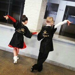 Спортивные костюмы и форма - Халат для спортивно-бальных танцев, 0