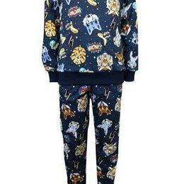 Домашняя одежда - Детская пижама для мальчика рост 116, 0