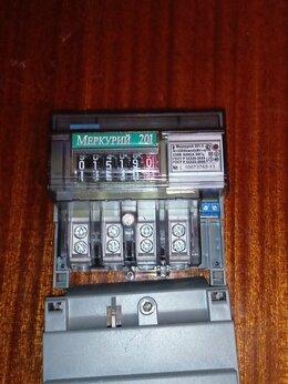 Счётчики электроэнергии - Счетчик Меркурий 201, 0