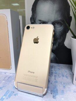 Мобильные телефоны - iPhone 7 32GB Gold б/у не восстановленный, 0