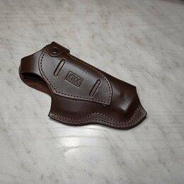 Кобуры - Кобура пм универсальная с скобой, коричневая, 0