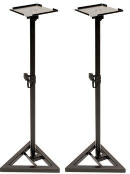 Оборудование для звукозаписывающих студий - STAGG SMOS-12 SET Комплект из 2-х стоек для…, 0