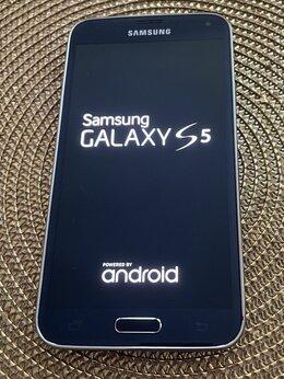 Мобильные телефоны - Samsung Galaxy S5 SM-G901F 16GB, 0